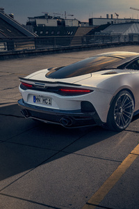 640x960 Novitec McLaren GT 2020 Rear