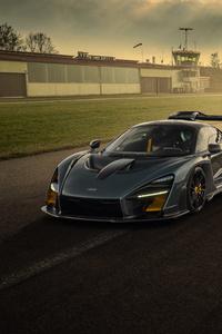 750x1334 Novitec McLaren Senna 2020 8k