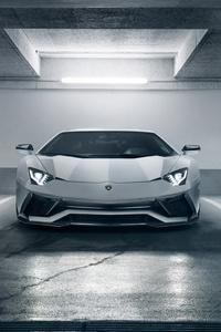Novitec Torado Lamborghini Aventador S 2018 Front