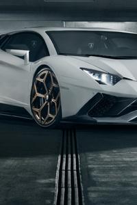 Novitec Torado Lamborghini Aventador S 2018 Front View