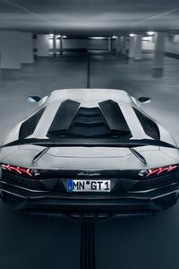 Novitec Torado Lamborghini Aventador S 2018 Rear View