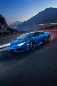 Novitec Torado Lamborghini Huracaan 4k