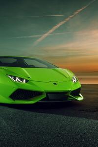 Novitec Torado Lamborghini Huracan 5k