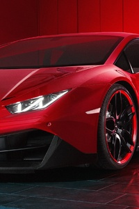 Novitec Torado Lamborghini Huracan RWD 2018 Front