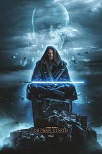 480x854 Obi Wan Kenobi Star Wars Character 4k