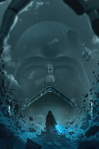 1440x2960 Obi Wan Star Wars Maythefourthbewithyou