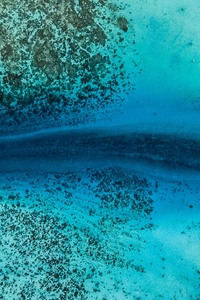 Ocean Drone View 4k