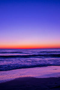 Ocean During Dawn 5k
