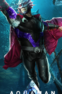 Ocean Master In Aquaman 2018