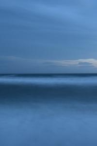 750x1334 Ocean Sea Horizon 5k