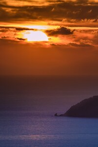 1080x1920 Ocean Sunset