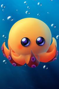 Octopus Digital Art
