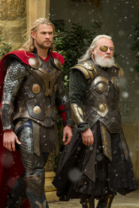 Odin And Thor 5k