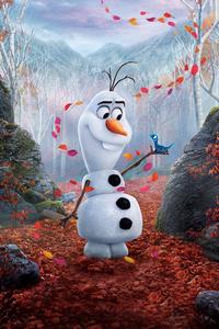 Olaf In Frozen 2 2019