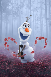 360x640 Olaf In Frozen 2