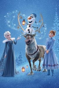 Olafs Frozen Adventure 8k