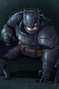 Old Dark Knight