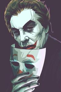 1080x1920 Old Joker 4k
