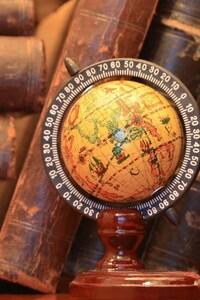 Old Vintage Globe