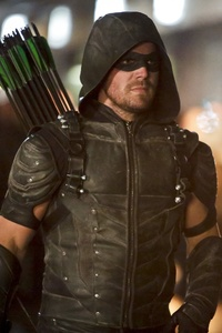 Oliver Queen Arrow Season 6 2018