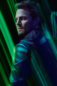 540x960 Oliver Queen In Arrow Season 8 2019 4k
