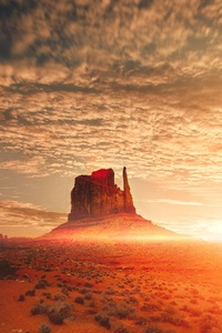 Oljato Monument Valley United States
