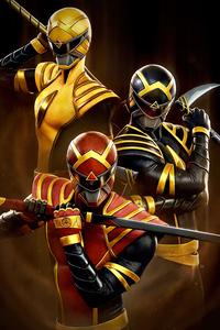 Omega Rangers 4k
