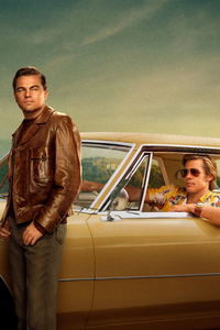 1280x2120 Once Upon A Time In Hollywood 2019 4k