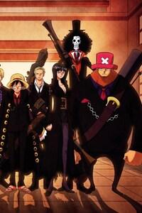 320x568 One Piece Anime