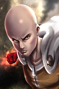 One Punch Man 5k Art