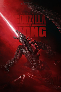 750x1334 One Will Fall Godzilla Vs Kong 4k