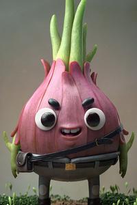 640x1136 Onion Boy 4k