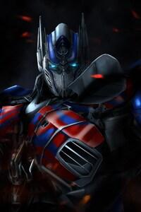 1080x1920 Optimus Prime 4k
