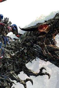 Optimus Prime In Transformers Movie