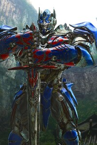 Optimus Prime In Transformers