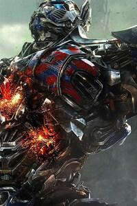 720x1280 Optimus Prime Transformers Age Of Extinction