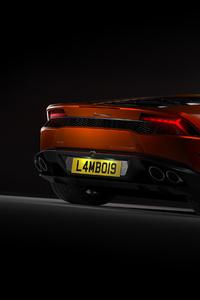 1440x2960 Orange Lamborghini 4k New