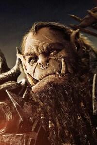 Orgrim Warcraft Movie
