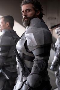 1440x2560 Oscar Isaac As Duke Leto Atreides In Dune 2020