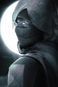 Oscar Isaac As Moon Knight 4k