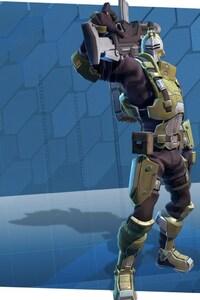 Oscar Mike Peacekeepers Battleborn