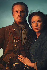 240x320 Outlander Amazon Tv Series
