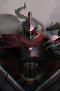 Overload Anime Ainz Ooal Gown 5k