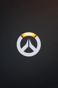 Overwatch 4k Logo