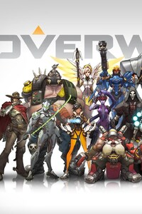 Overwatch Game All Characters