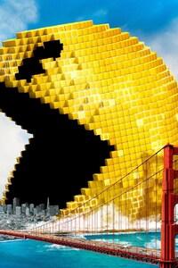 Pac Man Pixels