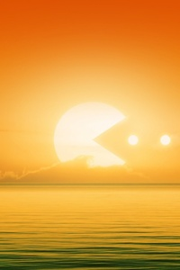Pacman Sun