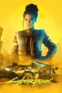 Panam Palmer Cyberpunk 2077