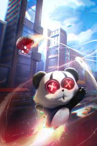 Panda Cyber City 4k