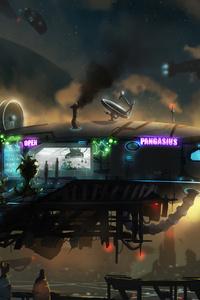 Pangasius Scifi Bar 4k